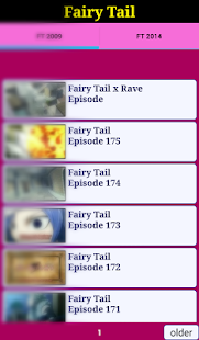 Watch Fairy Tail - náhled