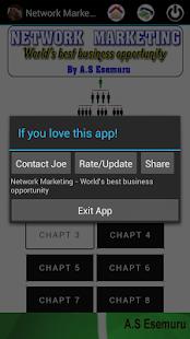 Network Marketing Business for PC-Windows 7,8,10 and Mac apk screenshot 12