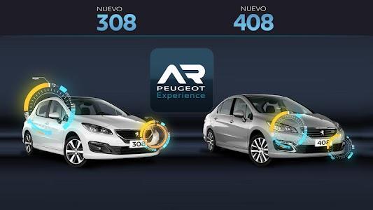 AR Peugeot Experience screenshot 1