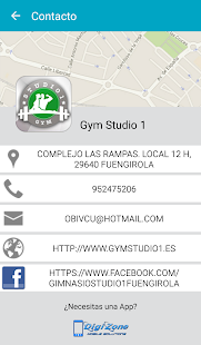 Gym Studio1- screenshot thumbnail