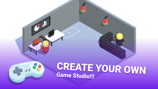 Game Studio Creator - Build your own internet cafe androidiapk screenshots 1