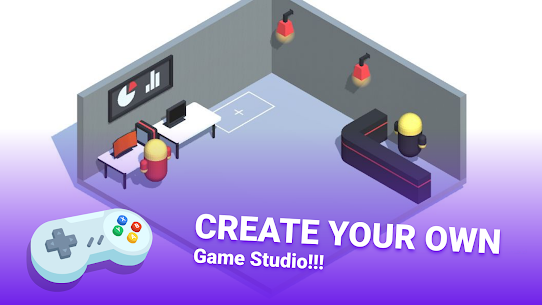 Game Studio Creator – Build your Mod Apk (Unlimited Money) 1
