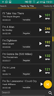 BeatRunner BPM Detection- screenshot thumbnail