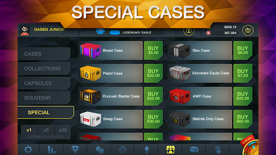 Case Chase Apk – Case Opening Simulator for CSGO 5