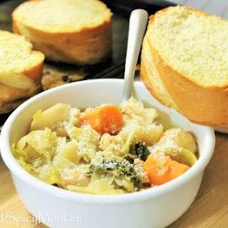 Ribollita ~ Tuscan Soup