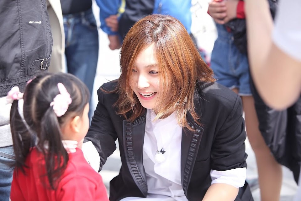 SEVENTEEN Jeonghan and Kids