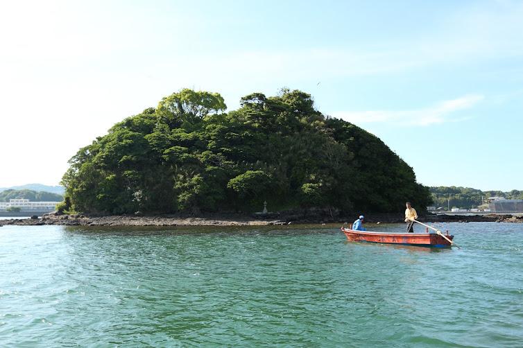 内海湾遊覧船