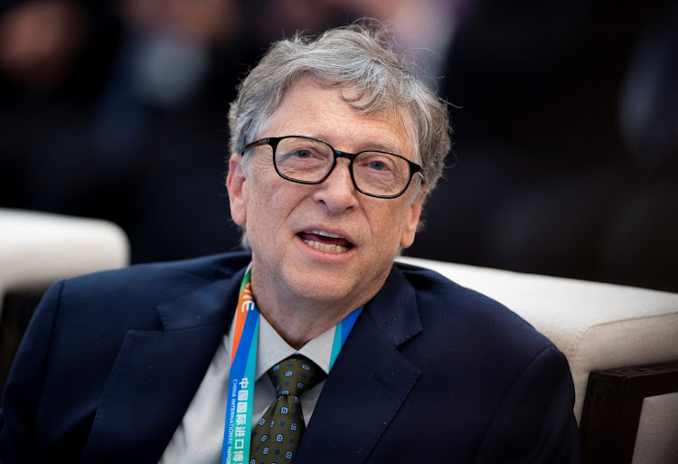 Bill Gates has included three SA doctors among his list of heroes.