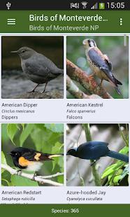 Bird Guide to Monteverde CFR - náhled