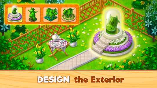 Granny's Farm: Free Match 3 Game 3