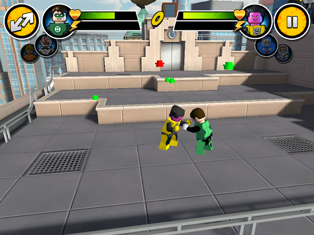 android LEGO® DC Super Heroes Screenshot 2