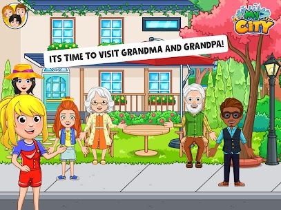 My City : Grandparents Home (My city casa de abuelos) 6