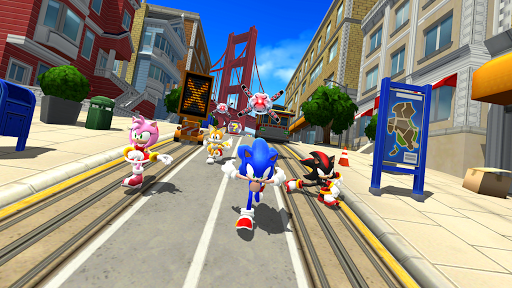 Sonic Forces u2013 Multiplayer Racing & Battle Game modavailable screenshots 22