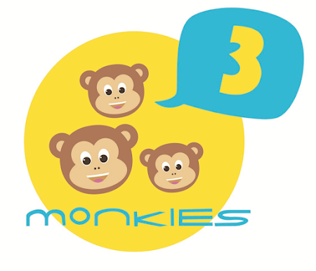 Escaping @3monkies