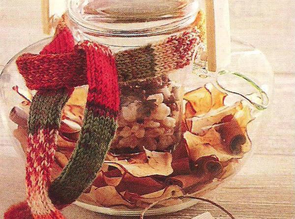 Apple Pie Spiced Hot Tea Mix Recipe