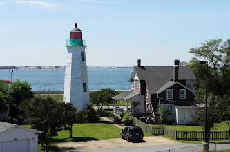 Photo: Fort Monroe's lighthouse