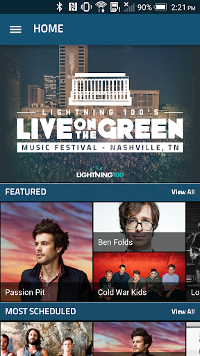 Live On The Green Music Fest