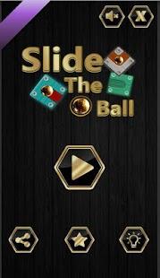 Slide The Ball - náhled
