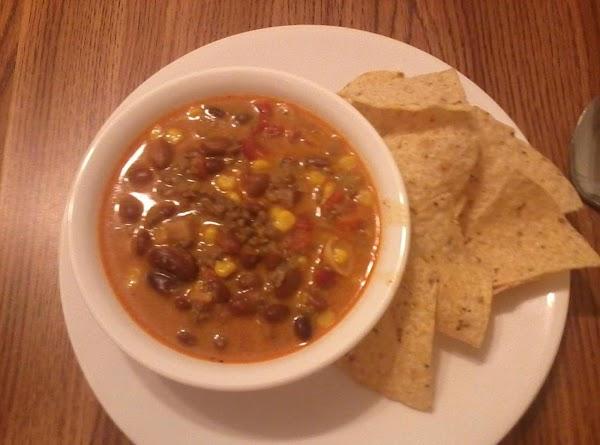 Fiesta Soup Recipe
