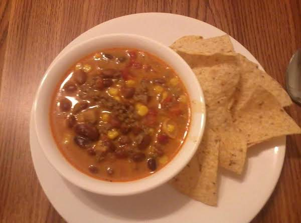 Fiesta Soup Recipe