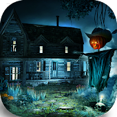 Escape Halloween Cementry 2