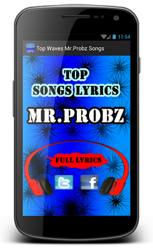 Top Waves Mr.Probz Songs