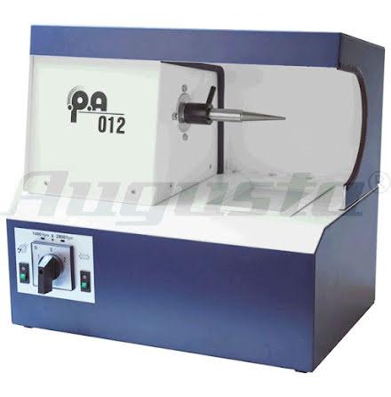 POLERMASKIN PA 012, 1 spindel Vikt 26kg/455 x 335 x 430 mm