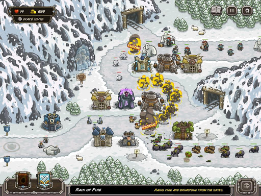 Kingdom Rush screenshot 14