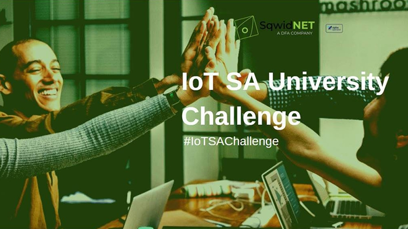 Solutions which emerged from last year's challenge include an animal tracking device and a climate change monitoring tool.