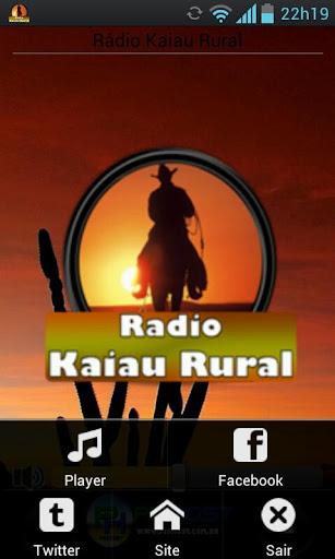 Rádio Kaiau Rural