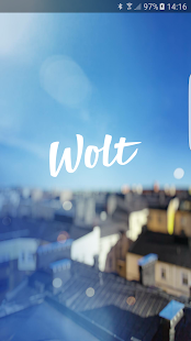 Wolt- screenshot thumbnail