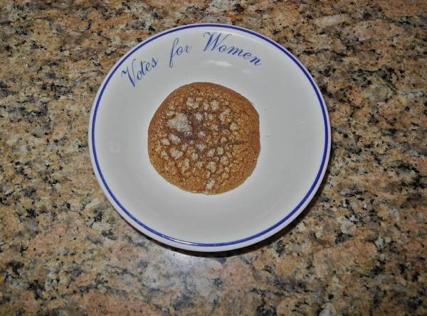 Molasses Cookies By Tickie Recipe