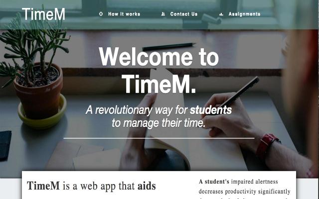 TimeM