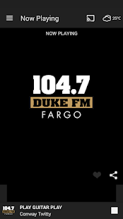 104.7 DUKE FM (FARGO)- screenshot thumbnail