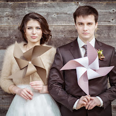 Fotógrafo de casamento Olga Blinova (Bkstudio). Foto de 24.04.2015