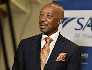 Suspended SARS commissioner Tom Moyane.