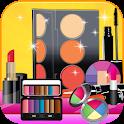 Princess Makeup Box Factory: Cosmetic Kit Shop icon