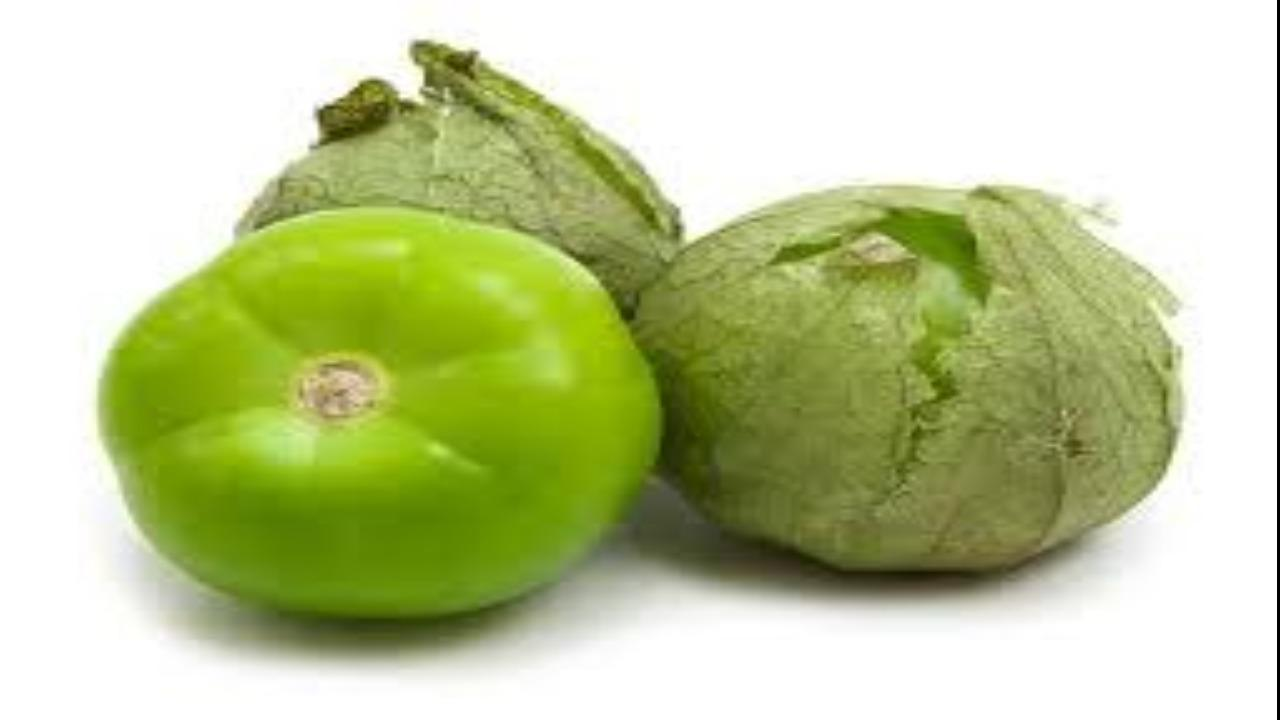 HOW TO TELL IF TOMATILLO IS RIPE