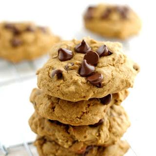 Chocolate Chip Banana Cookies (GF + Vegan). Recipe