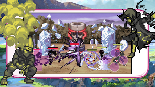 Ninja 3v3 - legend fight 1.0.1 screenshots 2