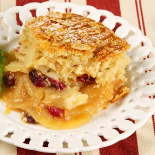 Apple Cranberry Pudding Cake CBC Best Recipes Ever