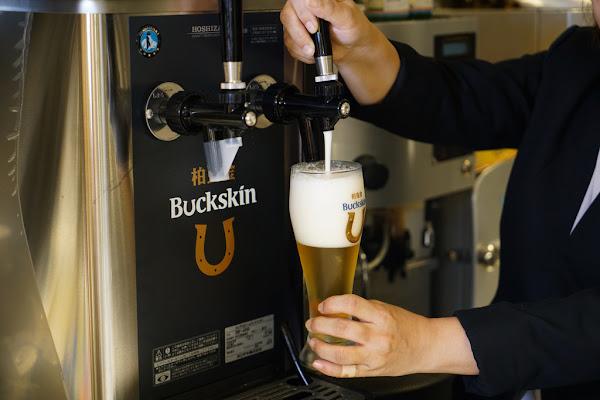 2018啤酒節 台北西華飯店B-ONE #德國美食節 #飯店吃到飽 #暢飲柏克金啤酒
