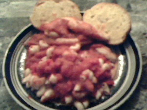 Tammi's Pasta And Sauce Recipe
