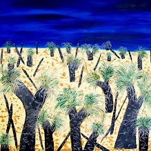 Photo: Desert Boys NT Medium-Oil Size 90cmx90cm Price $300