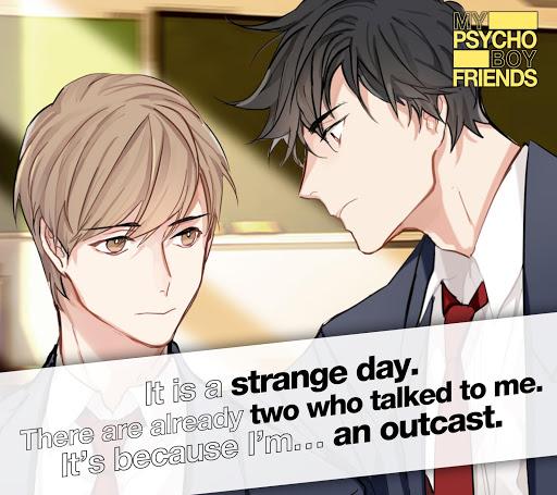 Psycho Boyfriend: Otome Game (Your Choice) 1.0.5 screenshots 8