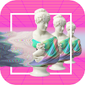 Aesthetic Photo Editor All In One icon