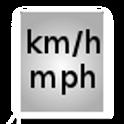 Speedometer for navigator icon