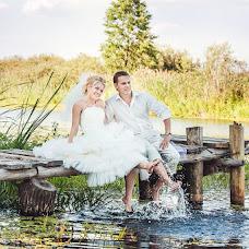 婚礼摄影师Olga Lisova(OliaB)。28.02.2014的照片