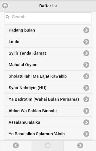 Download Lirik Sholawat Habib Syech Google Play Softwares