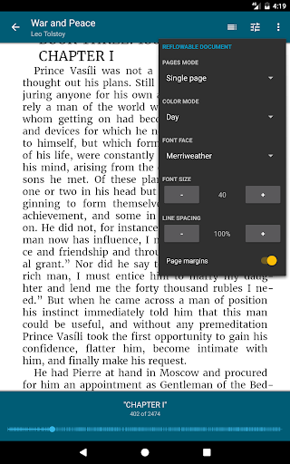 ReadEra u2013 free ebook reader  screenshots 20
